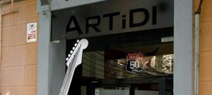 Ruta 50 Artidi