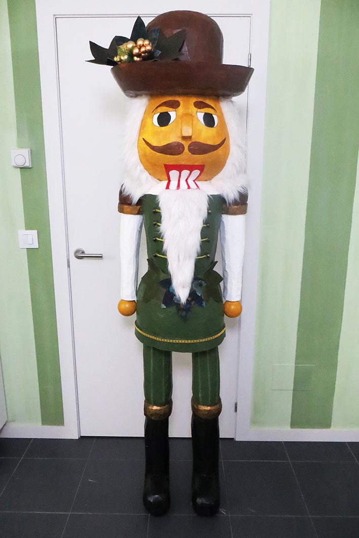 soldado navidad